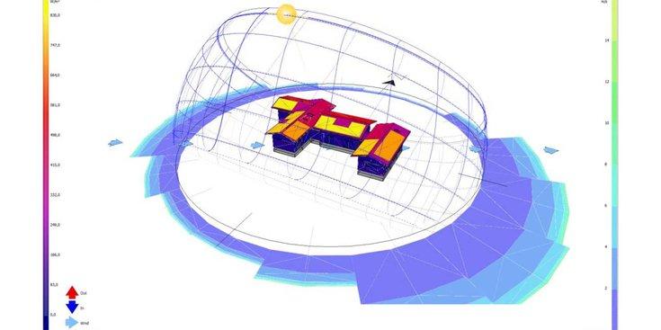 analisi termodinamica d involucri edilizi e modellazione energetica