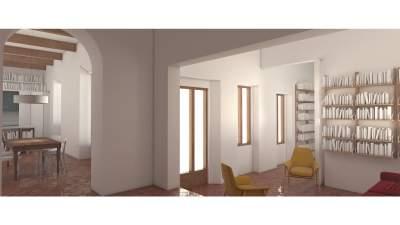 Ristrutturazione appartamento a Fiesole